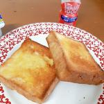 \ サクふわっ😋 /食べたい食べたいとずっと思っててやっと食べることができた❤️⏩八天堂のとろける食パン@hattendo_official…のInstagram画像