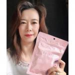 🌺・poreno♪ピーリングパット@utukus・🌸洗顔の代わりとしても部分パックとしても使えるこの商品!・私は忙しい朝には洗顔として主に部分パックとして使っています😊…のInstagram画像
