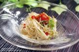 【和のピ】トマトのピクルスでカリカリおじゃこ乗っけの冷製パスタ。:スパイスと薬膳と。の画像(6枚目)
