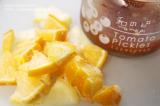 【和のピ】3瓶目:ピクルス液を使ったお手軽レモンマリネとレモンタルタルソース。:スパイスと薬膳と。の画像(2枚目)