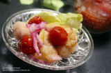 【和のピ】ハーブ香るピクルス液で酢玉ねぎと鶏の南蛮漬け。:スパイスと薬膳と。の画像(7枚目)