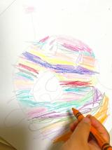 クレヨラ おえかきクレヨン64色(シャープナー付き)の画像(24枚目)