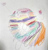 クレヨラ おえかきクレヨン64色(シャープナー付き)の画像(25枚目)