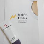 👙体用のファンデーション👙『マーシュフィールド SC ボディカバーファンデN』あざ・白斑・傷跡・シミなどを隠しつつ衣類を着用できる汗や擦れにも強いウォータープルーフファンデーションです。耐…のInstagram画像