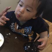 「お米大好き!」ごはん彩々「お米を食べている笑顔写真」募集!の投稿画像