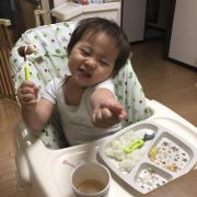 「白米が大好き」ごはん彩々「お米を食べている笑顔写真」募集!の投稿画像