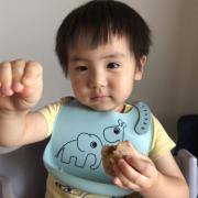 「おにぎりパク!」ごはん彩々「お米を食べている笑顔写真」募集!の投稿画像