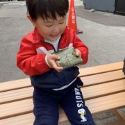「食べるの大好き♡」ごはん彩々「お米を食べている笑顔写真」募集!の投稿画像