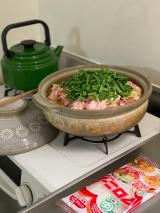 「キッチン掃除とお鍋、華密恋」の画像(4枚目)