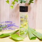 さっぱりタイプMY GEL BOTTLE (マイジェルボトル) 夏のお肌にすっ〜となじむ いい香りのボディジェルフルーツと野菜由来の成分を含む保湿成分を豊富に配合…のInstagram画像