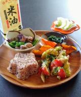 夏越(なごし)ごはんを作ってみました。ボーソー米油/maruneko201さんの投稿