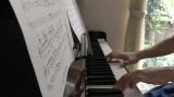 「【ピアノ】「Seasons of love」弾いてみた!」の画像(1枚目)