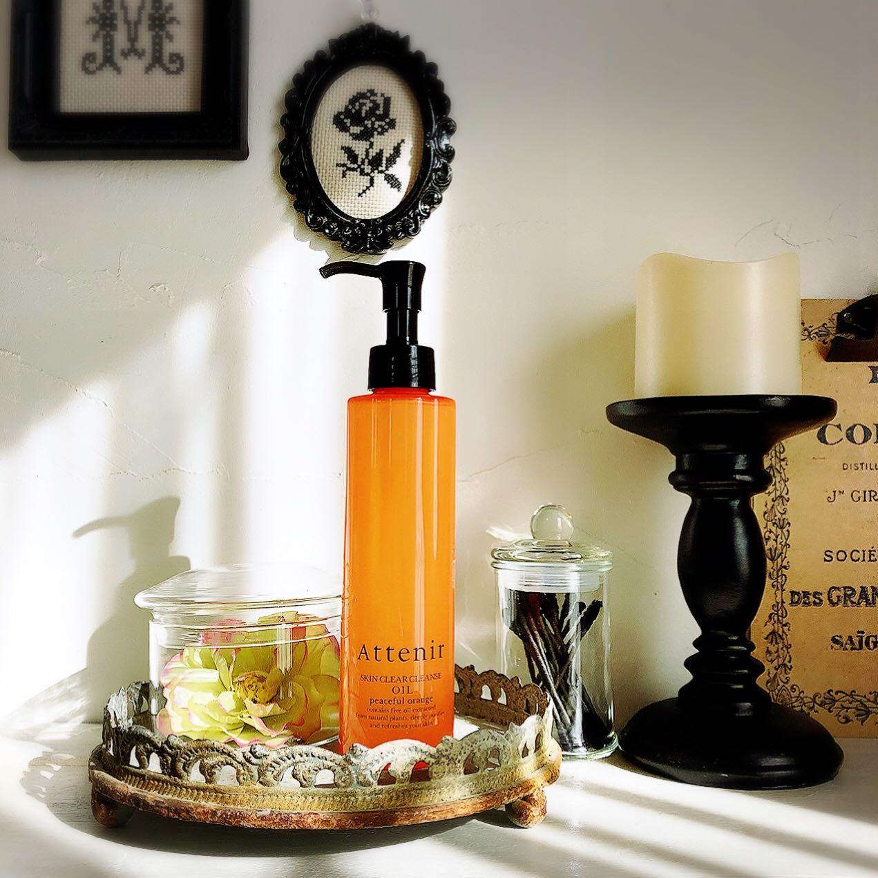 口コミ投稿:・・香りの力で前向きに♪香りのスペシャリスト『@aroma』と共同開発。・・@attenir_o…