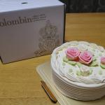 ✨株式会社コロンバン様より✨【バタークリームデコレーションケーキ】をモニタープレゼントしていただきました🤗今年の冬から冷凍配送することを検討していて、まずは冷凍個別配送に耐えられるかのテス…のInstagram画像