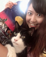 ロビンに素敵なプレゼントが届きました☆・カリカリキャットフード「LUNA」一粒が小さめなので、もう17歳!の高齢猫ロビンもめっちゃ食べてました😸(写真2枚目)小袋になっているのも嬉…のInstagram画像
