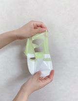 今話題の緑のマスク!DEEP MASK EXの画像(8枚目)