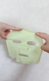 今話題の緑のマスク!DEEP MASK EXの画像(10枚目)