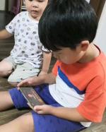 (キラキラ)東京ガス株式会社様より(キラキラ)スマートフォンアプリ【みいみ】をモニターさせていただきました🤗『きみの声が本になる‼️』という通り自分の声を録音する事が出来るんです😆❣️…のInstagram画像