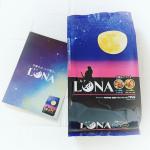 LUNA(ルナ)かつお節としらす&ほたて味ビッツ添え 720g一つの袋で2種の味わいを楽しめるアソートタイプの猫ちゃんのためのカリカリフード・LUNA~ルナ~。星形の粒が可愛いお魚とお肉味のカ…のInstagram画像