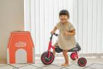 とってもかわいい三輪車「D-bike dax」が我が家にやってきました♡・・シンプルでころんとしたフォルムがとってもかわいいディーバイクダックス。その名の通りダックスフンド…のInstagram画像