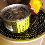 秋です。早速秋の味覚、大きなホックホクのサツマイモをゲットしたので蒸して豪快に半割りして。一緒に合わせるのは、鯖缶の定番です。黄色いラベルとお洒落なサバのイラストが目印。今日は和風の出汁素材とたっ…のInstagram画像
