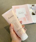 @rohto_official 様の9月23日(水)から発売開始する将来の肌の美しさまで考えた美肌ブランド「Auna」の「Auna マイルドホットクレンジングジェル」をお試しさせていただきました😊…のInstagram画像