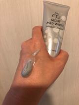 コラーゲン&炭入り洗顔料 モイストマイルドウォッシュの画像(4枚目)