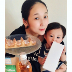 Mom has a snack time🧇🧁My son turns the box into a toy🤖🧸Completely additive-free 「-23℃ FROZEN BAU…のInstagram画像