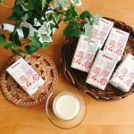 マルサン特製濃厚14.0無調整豆乳125ml✳︎✳︎✳︎✳︎✳︎✳︎✳︎✳︎✳︎✳︎✳︎✳︎✳︎✳︎✳︎✳︎✳︎✳︎✳︎長年愛用しているマルサンの豆乳。普段は緑色パ…のInstagram画像