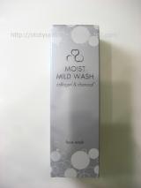 「コラーゲンに強い会社が作った洗顔料:ニッタバイオラボ モイストマイルドウォッシュ」の画像(1枚目)