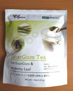 GuarGum Tea グァー豆茶🌿🌿🌿水溶性食物繊維が豊富に含まれている桑の葉粉末のお茶です🥰鹿児島のお茶農家さんが愛情込めて作ってくださっている安心安全の国内産🌱𓂃 𓈒𓏸善…のInstagram画像