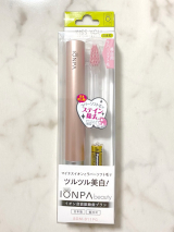 音波振動歯ブラシ「IONPA Beauty 」の画像(1枚目)