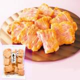 「海老の風味とサクサクした食感が止まらなくなる人気の【虎焼き 海老】15名様!」の画像(1枚目)