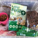 🐶今日の朝ごはん🐶愛犬・愛猫用/健康サポート食品 MREフードプラス これを餌に混ぜるようになってから愛犬ナナちゃんの様子が見る見るうちに元気になって行く❤️臭いも無いからいつ…のInstagram画像
