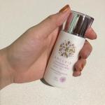 .「アンクルイスUVミルク50A」日焼け止め乳液 50ml 定価¥4,500.お肌を守る!環境を守る!日本初のUV下地誕生✨✨.国内最高スペックSPF50+ PA+++…のInstagram画像