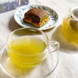 「*抹茶とホワイトチョコ&緑茶でおやつタイム*」の画像(5枚目)
