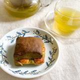 「*抹茶とホワイトチョコ&緑茶でおやつタイム*」の画像(2枚目)
