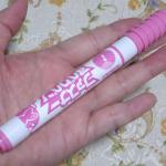 株式会社KAWAGUCHIさんの「ファスナーすべりペン」を使ってみました♪ペンタイプでとっても塗りやすいです。いつも使っているバッグのファスナーが、段々と引っかかるようになり気になって…のInstagram画像