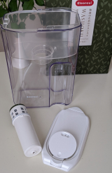 「クリンスイ♪お茶をおいしく淹れるための浄水器『JP407-T』」の画像(2枚目)