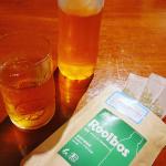 日本茶製法の「オーガニック生葉(ナマハ)ルイボスティー」。・ペットボトルで簡単に作れて、スッキリ美味しいルイボスティーです。・食事のお供やお風呂上がりにいただいています♪・・…のInstagram画像