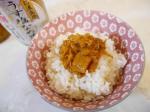 ごはんになめ茸いれて🍚最高においしい時間の始まり✨✨なめ茸ってどうしてこんなにおいしいんだろう😊🧡今回食べたのは『うはし塩なめ茸』長野県産えのき茸を、香り高い醤…のInstagram画像