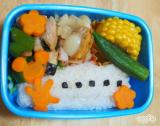 ☆ 玉露園さん  減塩梅こんぶ茶 お弁当  野菜炒めの味付けに大活躍しています。の画像(6枚目)
