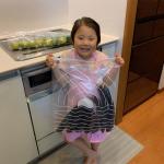 徳島県の田舎から新米と野菜が送られて来た〜🍆早速お野菜をLOHACO限定の収納袋に@lohaco.jp 🍊チャックタイプとスライダータイプの2種類の収納…のInstagram画像