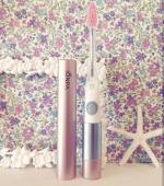音波振動歯ブラシ「IONPA Beauty 」ピンクゴールドのご紹介です✨使い続けて1ヶ月ほどたちました😁❇️音波振動が心地よく、歯磨きの時間が楽しくなってます🎵「IONPA …のInstagram画像