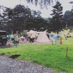 #campingキャンプのベストシーズン到来🏕9月末から2週に1回はキャンプの予定。先週は13人と大所帯だったから思い切って炊飯器とオウルテックの電源を持参。めちゃくちゃ便…のInstagram画像