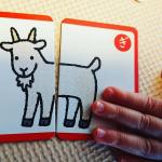 #どうぶつカード #絵合わせカード #絵合わせ #カード遊び #銀鳥産業 #monipla #gincho_fan子どもと楽しく遊べました。動物大好きで夢中です!のInstagram画像