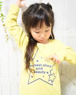 @nissen_kids_official さんの綿100%プリントチュニックTシャツ普段110着用なんやけどワンサイズアップで120着用♡チュニックということで丈はもともも長めや…のInstagram画像