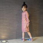 @nissen_kids_official ♡パーカーワンピ着用してます⌂𖥧𖥧.着心地もよく動きやすいのでかなり気に入ったみたい💗ポケット付きの服がまた嬉しいらしい笑.…のInstagram画像