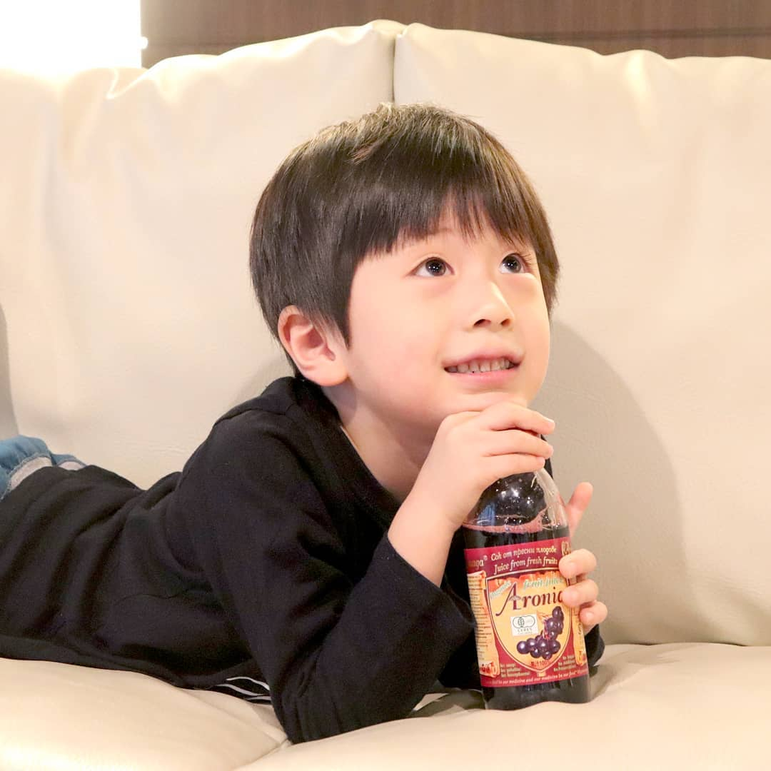 口コミ投稿:抗酸化力が最強‼️メディカルフルーツとしても注目されている有機アロニア100%果汁を…