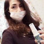 #キンバリアプラス #マスクスプレー来週からの#ホテルエルシエント大阪スイーツフェアにむけて動いてます‼️#コロナ対策これからは  #インフルエンザ  もあるしとにかくきをつけ…のInstagram画像